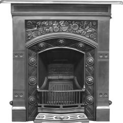 Kitchen Carpets American Plastic Toys Custom The Jekyll Cast Iron Fireplace